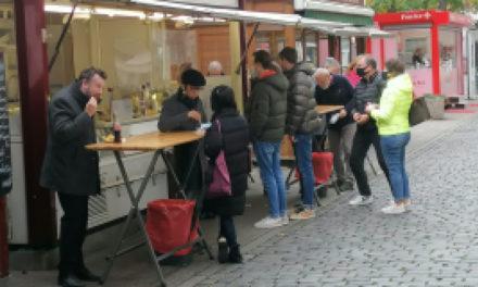 Altstadt: Corona-Sonderrecht für denMarkt?