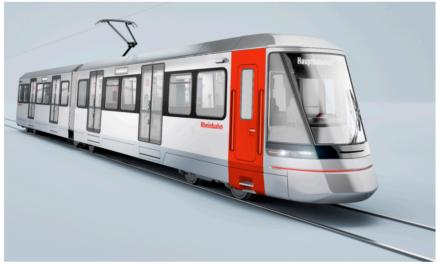 109 neue Hochflur-Stadtbahnen für Düsseldorf und Duisburg:
