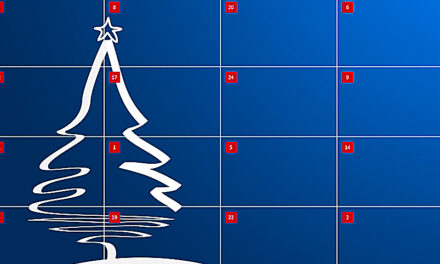 Adventskalender der Bundespolizei