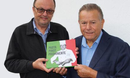 """""""Pasqualino Palmieri – Pasta, Pinot, Prominente"""""""