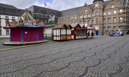 Stadt unterstützt Düsseldorfer Schausteller auch im Winter
