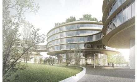 Architektenwettbewerb zur Erweiterung des Landtags und Entwicklung des Bürgerparks Bilk