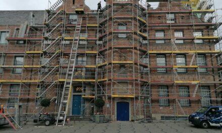 Sanierungsarbeiten am historischen Düsseldorfer Rathaus wurden erfolgreich abgeschlossen
