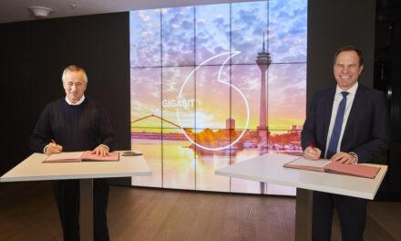Beschleunigung des Gigabit-Ausbaus in der Landeshauptstadt Düsseldorf