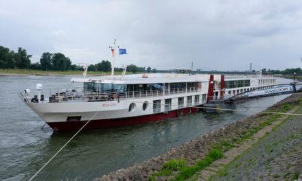 Erfolgreicher Umzug vom Quarantäneschiff zumFFFZ
