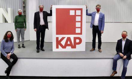Ein Logo für dasKAP1