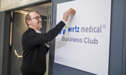 Wirtz Medical Business Club im ISS DOME