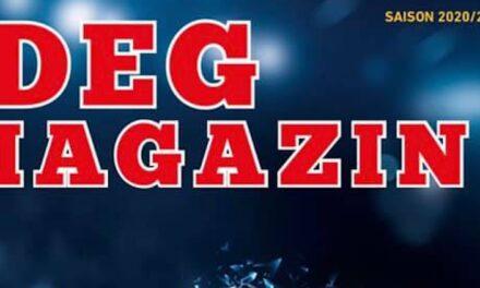 Neue Saison, neues DEG Magazin