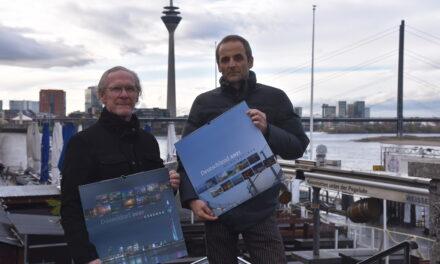 Kalender 2021 mit tollen Bildern aus Düsseldorf