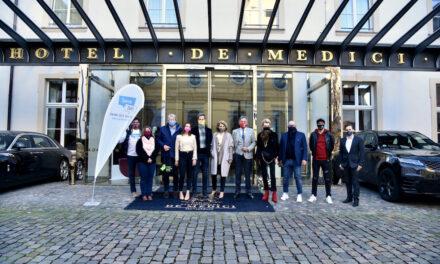 140.000 Euro für Kinderprojekte in Düsseldorf – Der Verein Spendezeit sagtDanke!