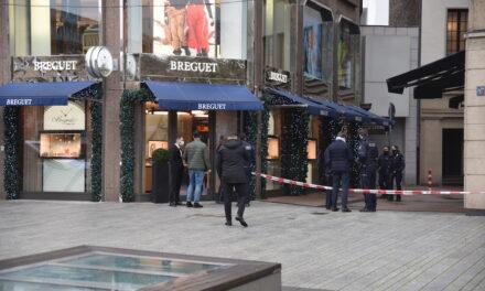 Beute aus Uhrenraub in Serbien sichergestellt