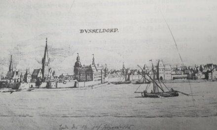 Düsseldorfer Stichtag – 25. Dezember 1568 Weihnachtsmarkt auf demRhein