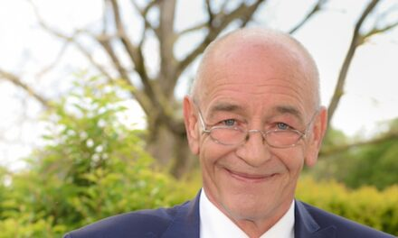 Rolf Tups übernimmt am 16. Januar den Vorsitz des Flughafen-Aufsichtsrates