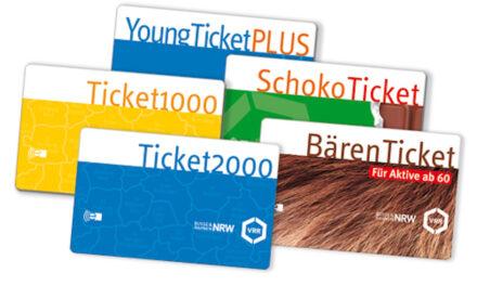 Neues Jahr und neue Tickets – aber alte Preise