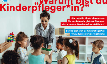 Pilotprojekt zur Gewinnung neuen Kinderpflegepersonals