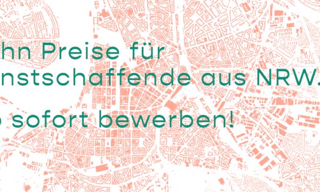"Kunstpreise ""CityARTists"" 2021"