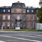 Fassadensanierung am Schloss Jägerhof