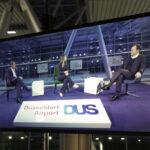 """Neujahrsbeginn 2021 des Düsseldorfer Airports: """"Die Zukunft beginnt jetzt!"""""""