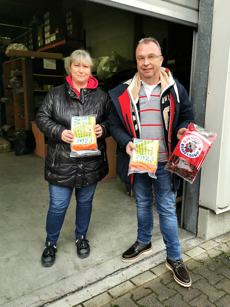 Sandra Dolezal und Markus Rübsam Foto: Holger Stoldt