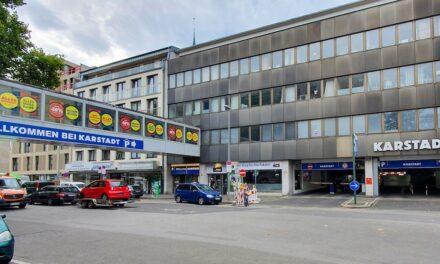 """Q‑Park Deutschland übernimmt Tiefgarage """"Stadtmitte"""" an der Schadowstraße in Düsseldorf"""