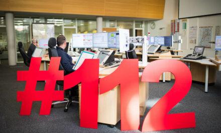 Feuerwehr Düsseldorf twittert zum europäischen Tag des Notrufs
