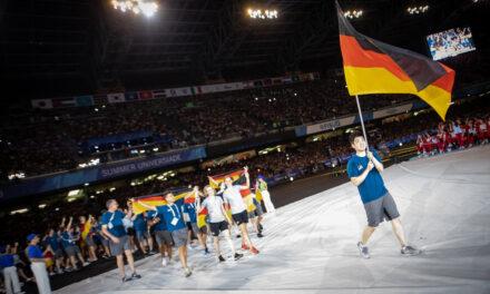 Düsseldorf unterstützt Bewerbung um die Universiade 2025 inNRW
