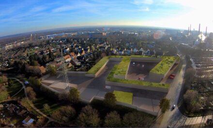 Planung für den Neubau der Feuer- und Rettungswache 7 und des zentralen Gartenamt-Betriebshofs soll beginnen
