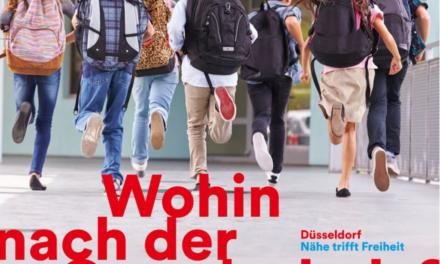 Anmeldungen an den weiterführenden Schulen 2021/2022