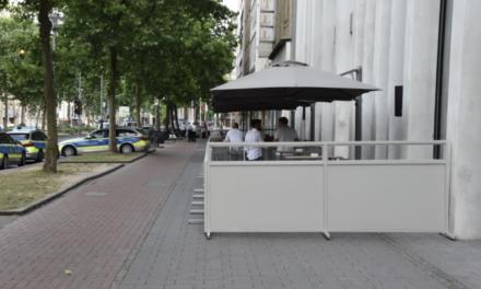 Hohe Entschädigung für Barbetreiber in Düsseldorf aus Betriebsschließungsversicherung