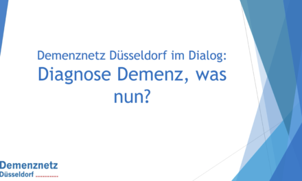 Diagnose Demenz — wasnun?