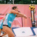 Beachvolleyballerin Cinja Tillmann wird Mitglied des TEAM 2021 Düsseldorf