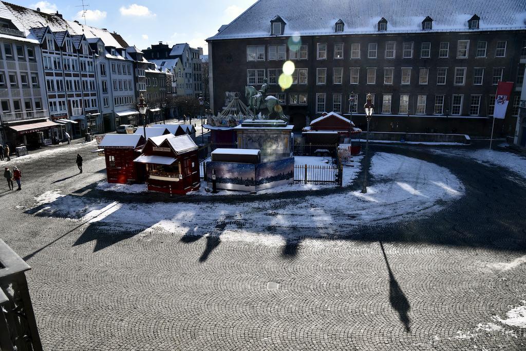 Blick auf dem Marktplatz Foto: LOKALBÜRO