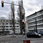Ampelumbau zur Beschleunigung der Straßenbahn