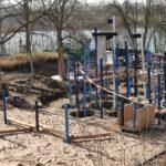 """Kinderspielplatz """"Vor dem Deich"""" mit attraktiven Spielgeräten ausgestattet"""