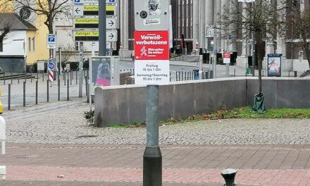 Kippt das Verweilverbot in der Altstadt?