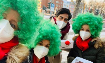It's for Kids – nun auch in Düsseldorf mit 3 starken Frauen vertreten