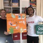 PSD Bank Rhein-Ruhr unterstützt Königinnen und Helden e.V.