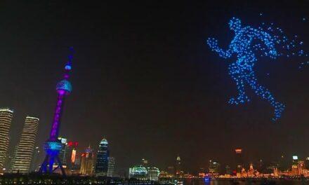 Gibt es eine Drohnen-Show an Silvester 2021 in Düsseldorf?