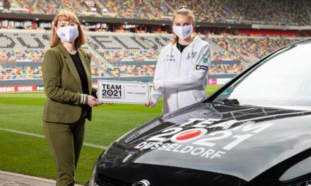 Moll Gruppe bleibt weiterhin Partner bei Team 2021 Düsseldorf