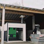 Erneuerung der Biomasseanlage am zentralen Betriebshof des Garten‑, Friedhofs- und Forstamtes soll erfolgen
