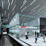 Weitere Flächen für die Kunst am neuen Flughafenterminal