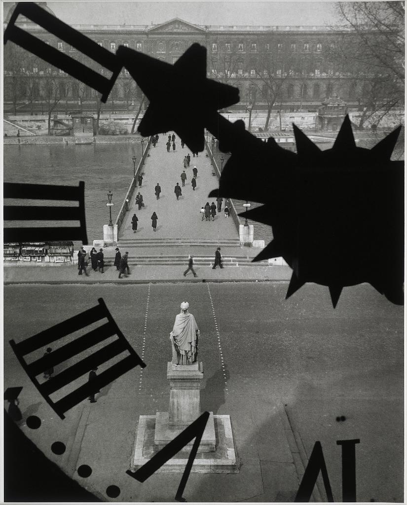 """Im Heine-Institut ist erstmals die neue Sonderausstellung """"Paris, die schöne Zauberstadt"""" zu sehen, hier eine Fotografie aus der Schau von André Kertész: Centre Pompidou, MNAM-CCI, Dist. RMN-Grand Palais,(c)Bertrand Prevost"""