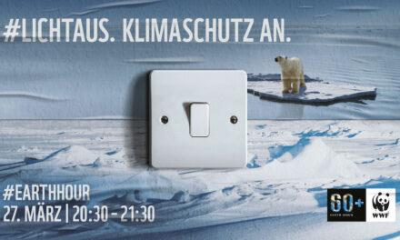 """""""Licht aus — Klimaschutz an!"""""""