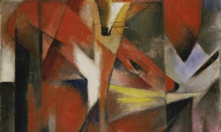 """""""Die Füchse"""" von Franz Marc: Beschlussvorlage in Kulturausschuss eingebracht"""