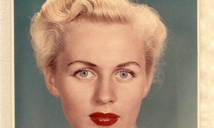 Modefotos der 50er Jahre und Erdbilder
