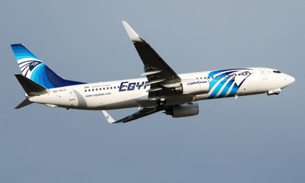 Mit Egyptair ab Juli dreimal pro Woche von Düsseldorf nachKairo