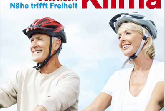 """OB Dr. Keller tritt für das """"Team Fahrradhauptstadt Düsseldorf"""" in die Pedale"""