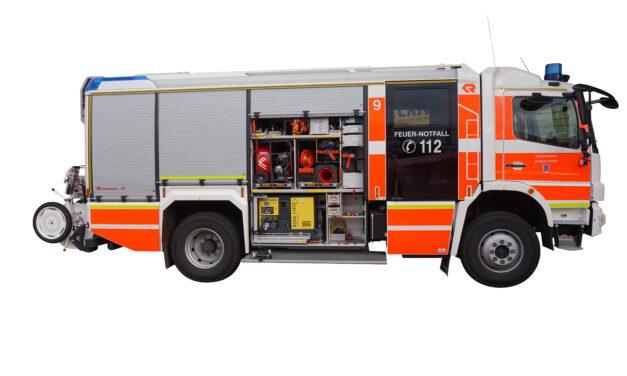 Brennenden Elektroscooter im Keller löste Großeinsatz aus