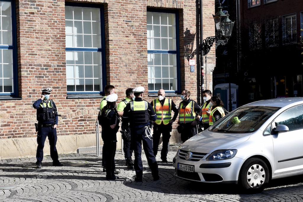 Polizei und Ordnungsamt Foto: LOKALBÜRO