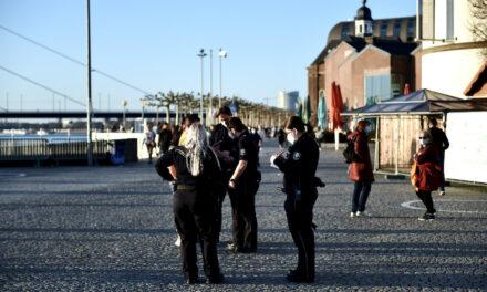 Landeshauptstadt Düsseldorf und Polizei zeigen verstärkte Präsenz